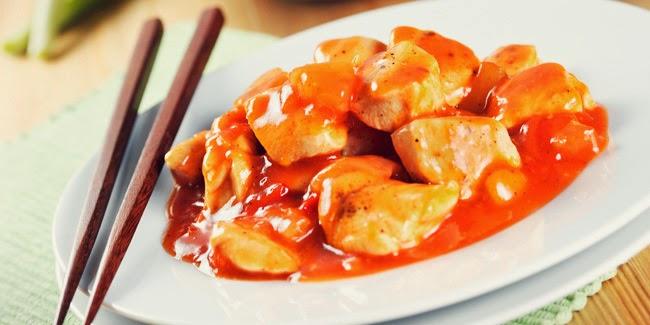 Resep masakan ayam, ayam saus tomat, cara membuat ayam saus tomat