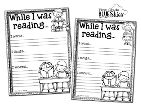 First Grade Blue Skies: Close Reading in Elementary School