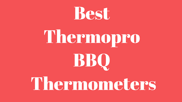 Best Thermopro BBQ Thermometer