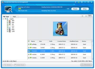 wondershare data recovery registration code download