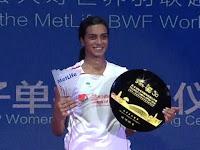 BÁDMINTON - Sindhu y Jorgensen vencedores de un SuperSeries Premier de China lleno de sorpresas