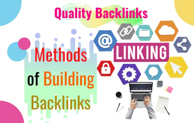 How to Create and Build Backlinks for your Blog or Websites
