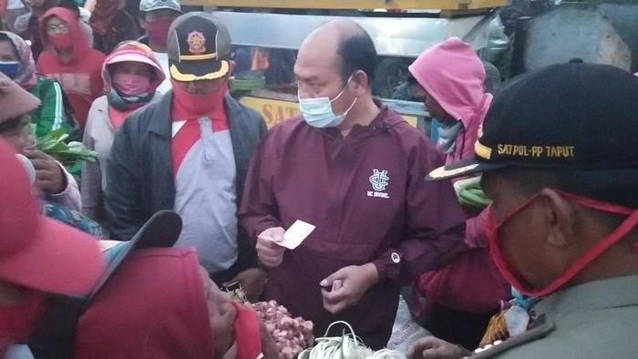 Usul Pendirian Universitas Negeri Tapanuli Raya, Pemkab Taput Surati Jokowi