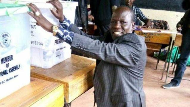 Juja MP Francis Waititu photo