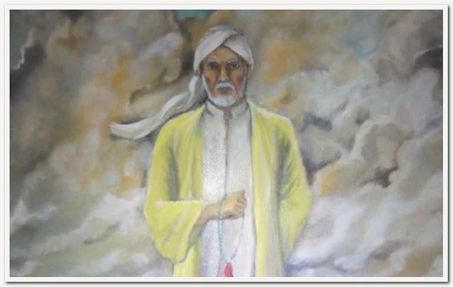 Lukisan Sunan Ampel Walisongo