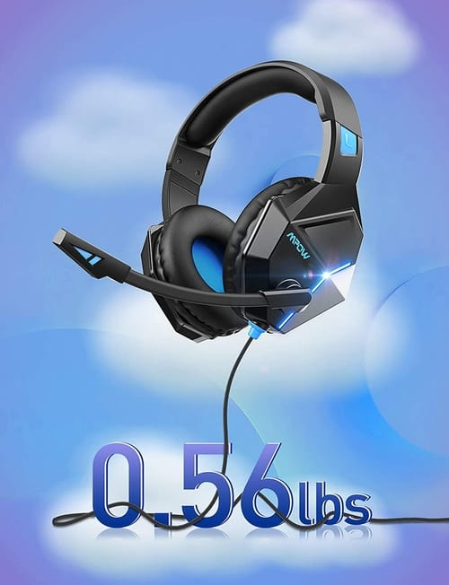 Review Mpow EG10 BH414AD Gaming Headset for PS4 PC Xbox One