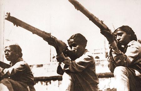 Rani Jhansi Regiment