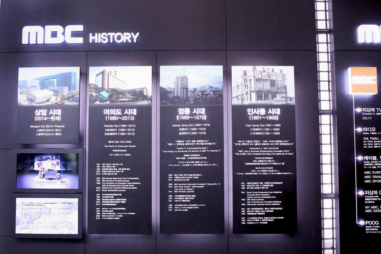 SMTown Museum and MBC World Seoul Travel Guide indonesia