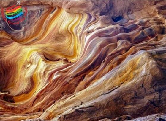 Colored Canyon - Sharm El Sheikh