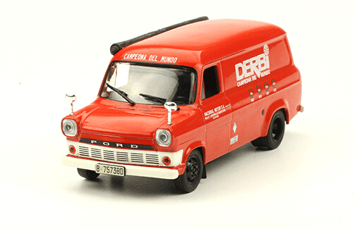 Ford Transit 1972 Derbi vehículos de reparto y servicio salvat