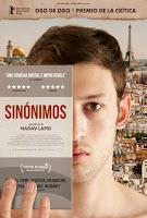 Estrenos de cine en España 14-Febrero-2020 : 'Sinónimos'