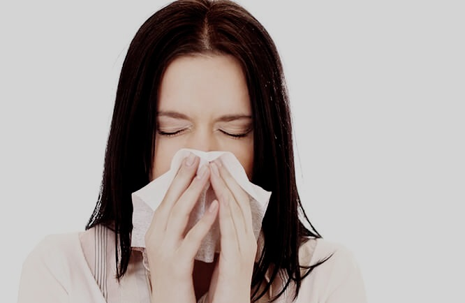 Cold Allergy Can Cause Sinusitis