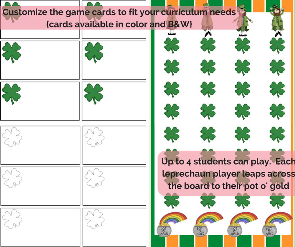 Design Your Classroom Games : The classroom game nook print and play free st