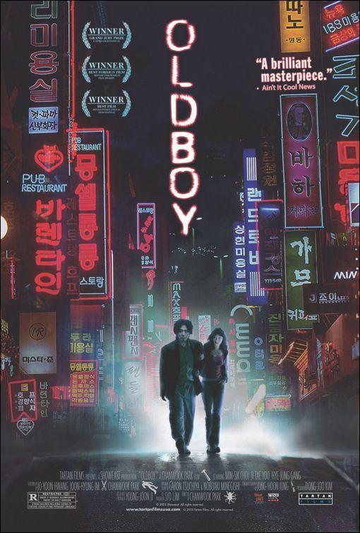 Download Oldboy (2003) Full Movie in Hindi Dual Audio BluRay 720p [750MB]