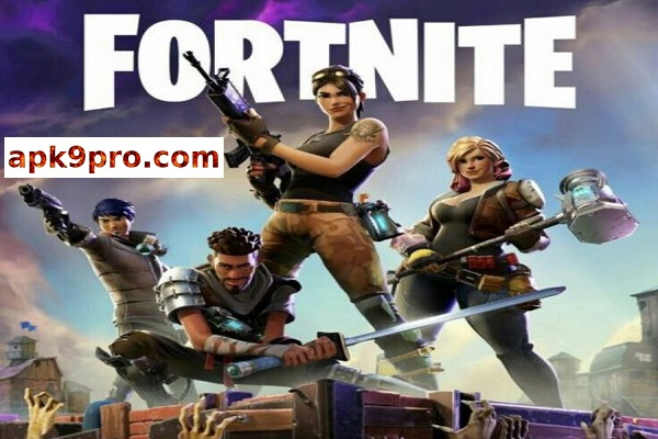 Fortnite 11.11.0 Full Apk + Data (File size 137 MB) for android