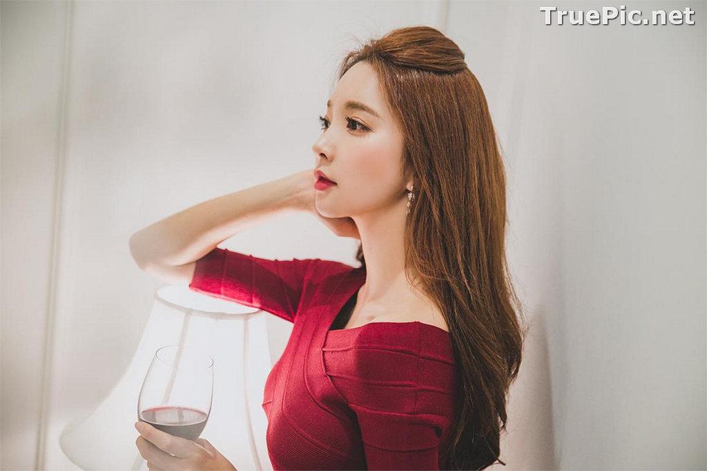 Image Korean Beautiful Model – Park Soo Yeon – Fashion Photography #12 - TruePic.net - Picture-18