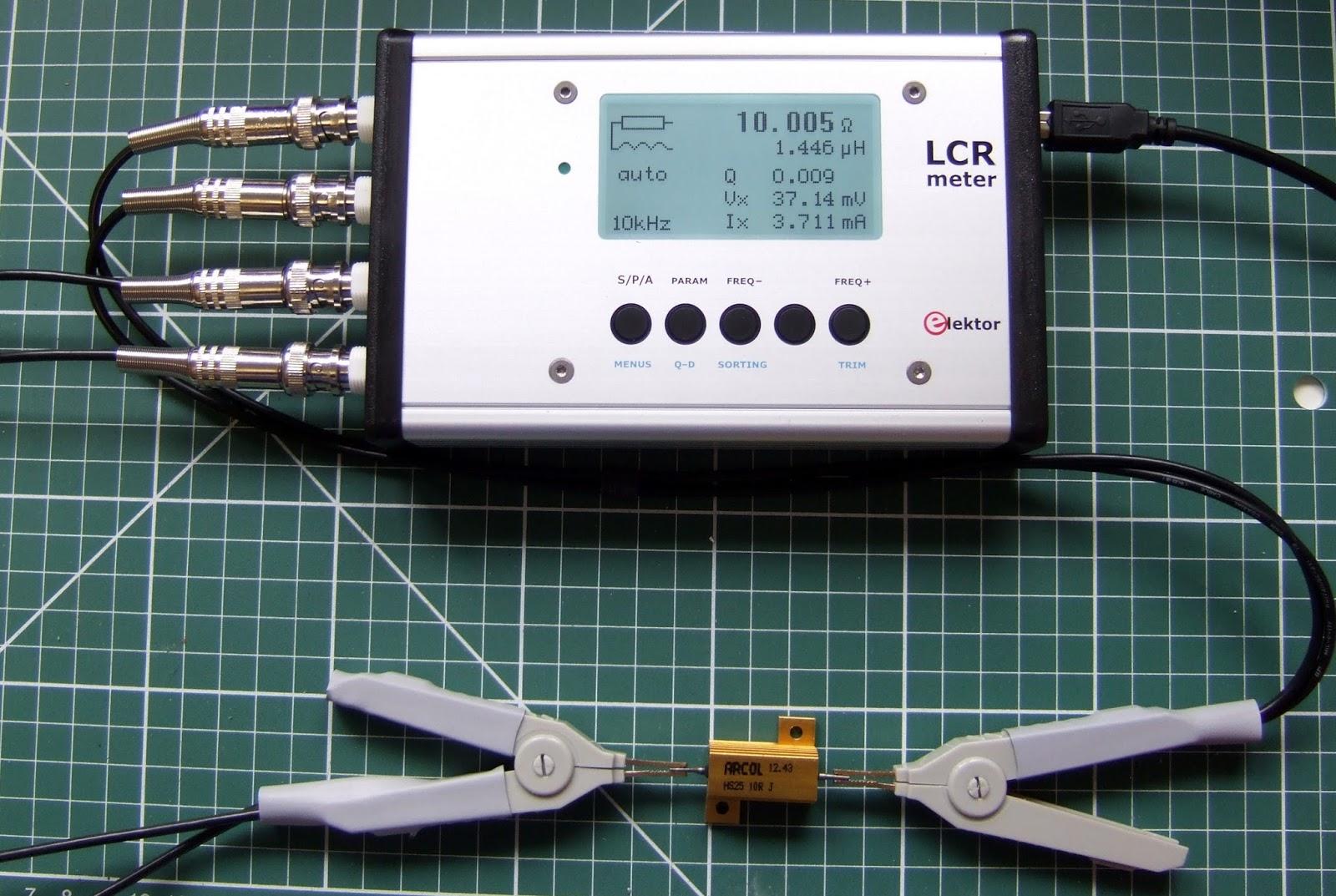 Hydraraptor 2016 Lcr Meter Circuit Diagram Elektor 500ppm Case Tips