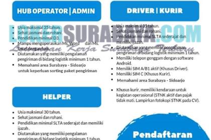 Loker Surabaya Terbaru di PT. Selaras Mitra Integra (Blibli.com) Mei 2019