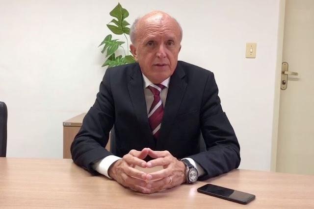 Secretário de Saúde do Estado faz alerta a Patos por conta do aumento de casos de Covid-19. Vídeo