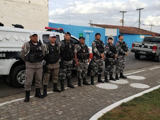 Policiais do 4º BPM realizam Operação Verão 2020 em cidades da região