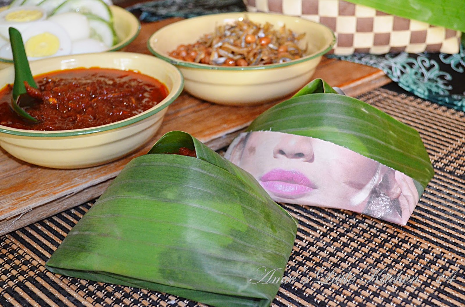 Nasi Lemak Bungkus Becomes Fashionable Handbag Created by ...
