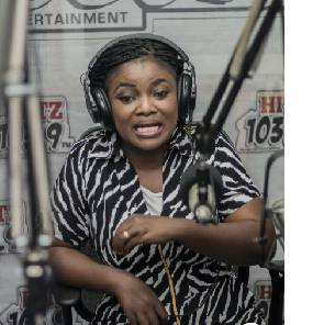 I will never perform at a night club - Ohemaa Mercy