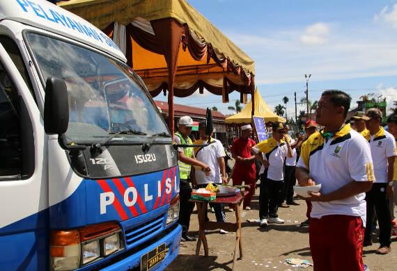 Sudah Ada Mobil Keliling, Semakin Mudah Perpanjangan SIM di Aceh Singkil