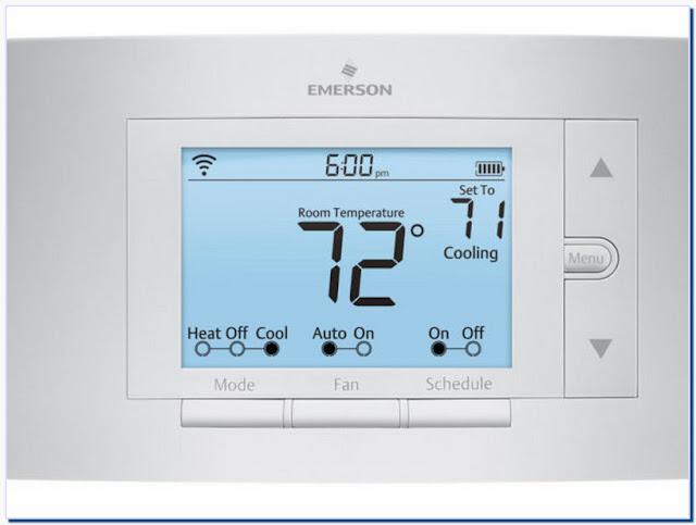 Sensi smart thermostat wi-fi up500w review