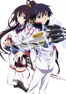 Học Viện IS -IS Infinite Stratos