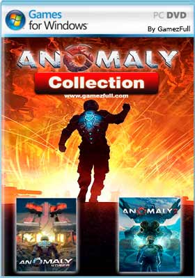 Anomaly Collection (2011-2013) PC Full Español