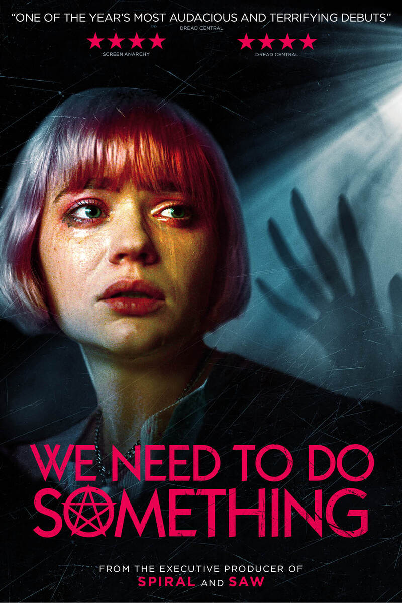 We Need To Do Something poster