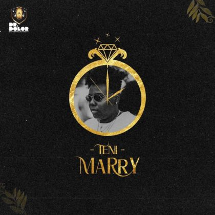 Download mp3: Teni - 'Marry' out now