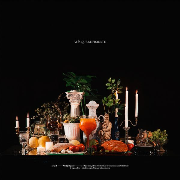 Living – Más De Lo Que Soñé (Single) 2020