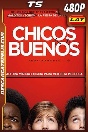 Chicos buenos (2019) TS 480p Latino