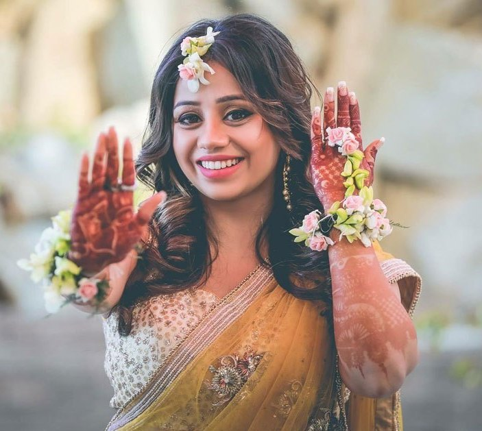 Beautiful Bride with Pretty Look DP