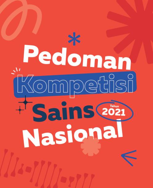 Pedoman Resmi KSN SMA/MA Tahun 2021