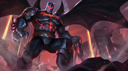 Batman có sức mạnh lớn tới từ ngọc suport