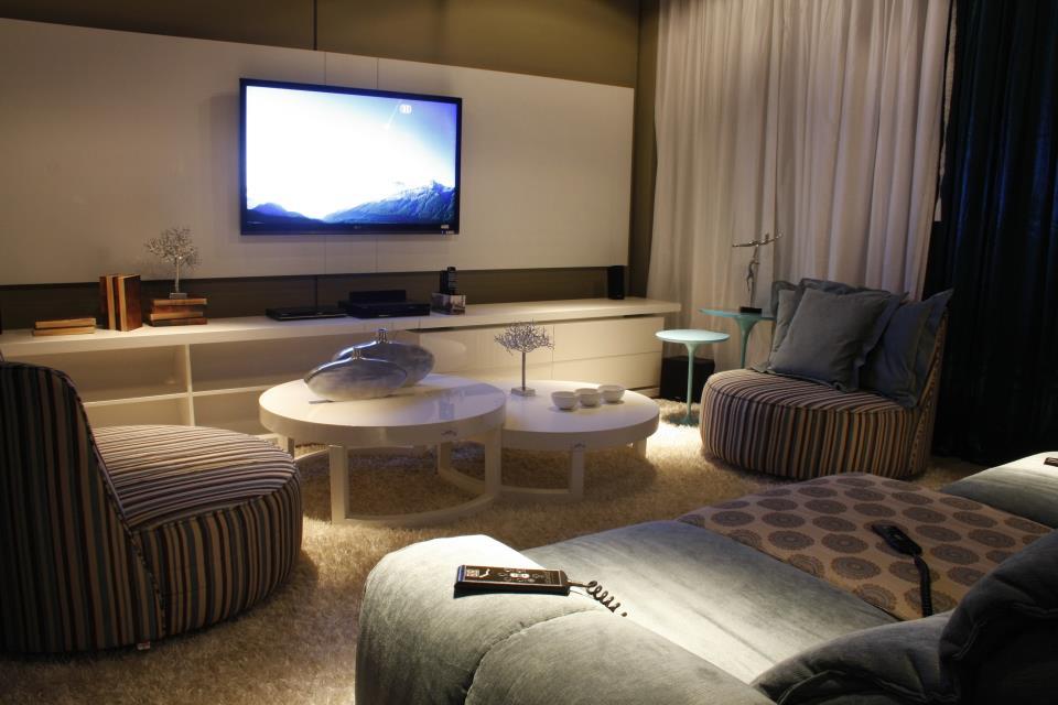 Casa dos Gansos Inspirao para sala de TV