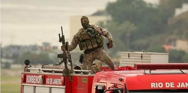 Sniper do BOPE na ponte Rio-Niterói: Qual fuzil usou e por quê?