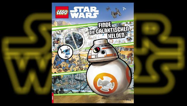 Recenzja - LEGO® Star Wars™: Finde die galaktischen Helden