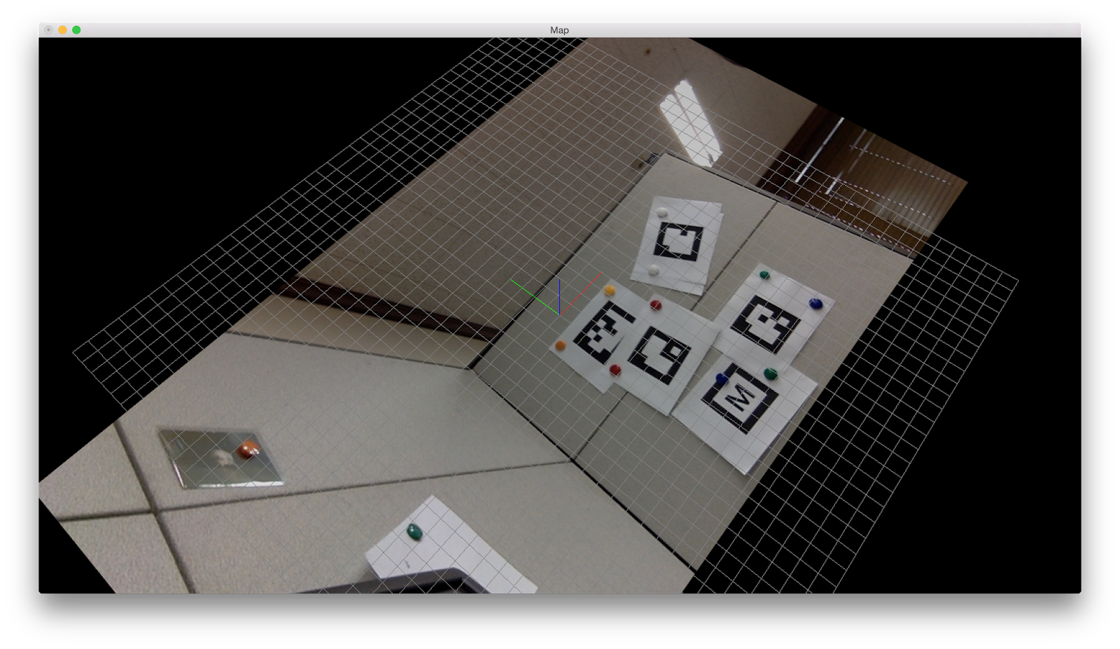 opencv webcam real-time display on OpenGL 3d texture  | MakeEYEDEA