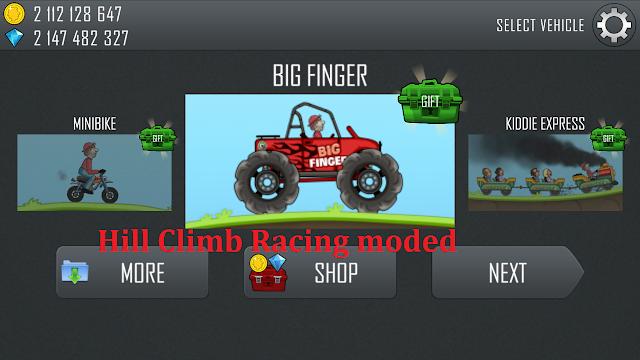 Hill Climb Racing Mod Apk 2020