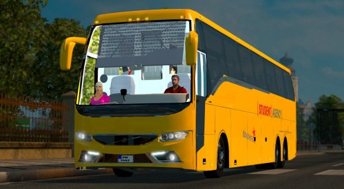 😱 Euro truck simulator 2 bus mods free download for pc