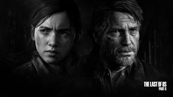The Last Of Us Part Ii Joel Ellie Wallpaper