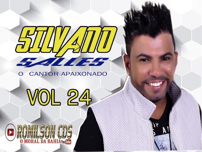 SILVANNO SALLES VOL.24 2019 - O CANTOR APAIXONADO - OFICIAL ESTÚDIO