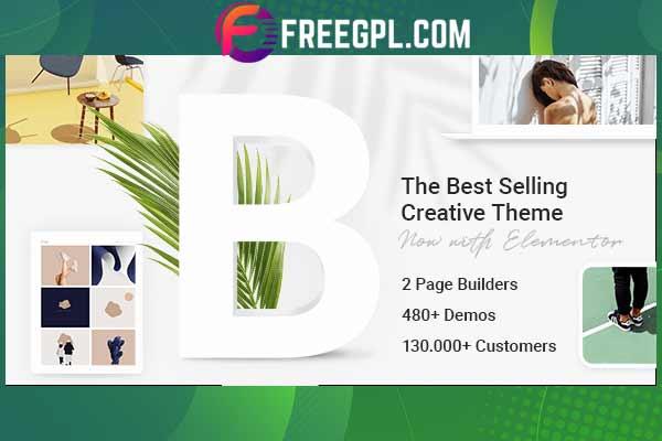 Bridge - Creative Multipurpose WordPress Theme Free Download