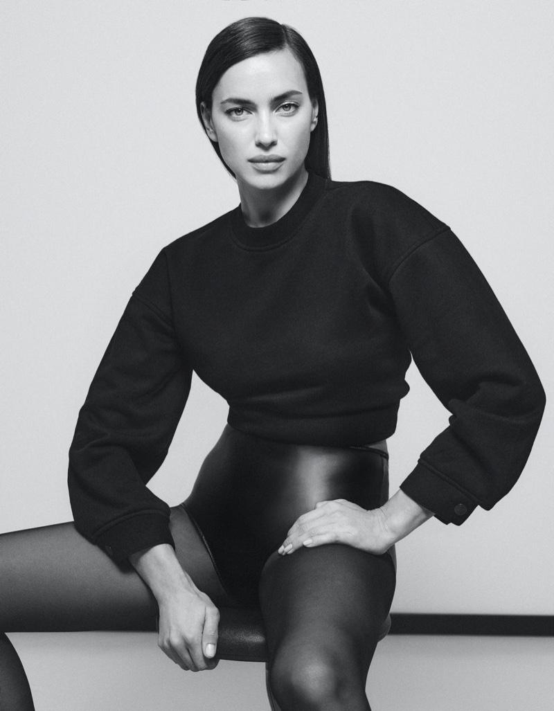 DL1961 Denim Campaign Fall/Winter 2021 starring Irina Shayk