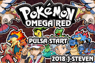 pokemon gba hacks august 2018