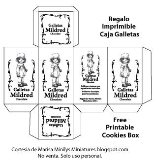 """minilys miniatures"" ""printable box"" ""galletas"" 1:12"