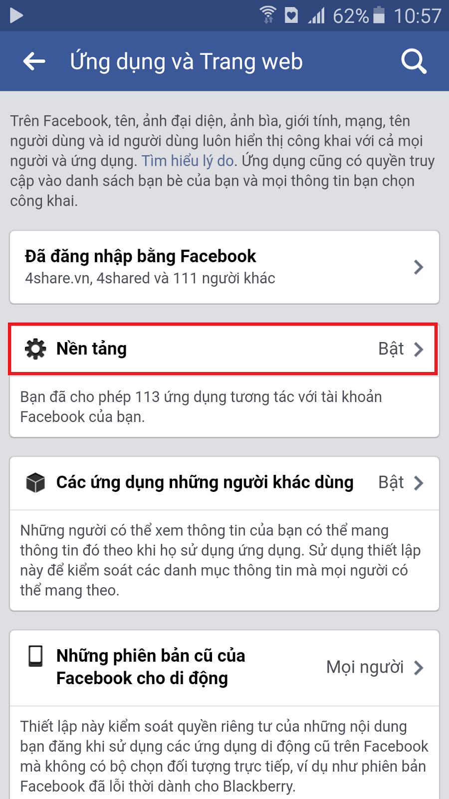 Chặn lời mời chơi game trên Facebook một cách dễ dàng